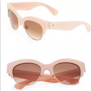 Kade spade eye cat glasses